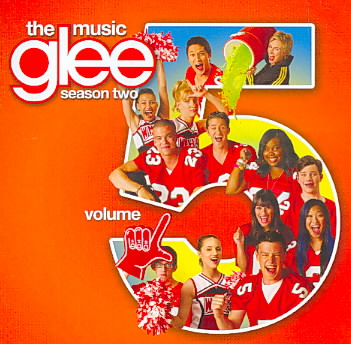 GLEE:MUSIC VOLUME 5 BY GLEE CAST (CD)